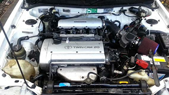 Ingesta Cam Gear Polea Toyota Corolla Levin Sprinter Trueno ae101 111 4 edad 20 V: Amazon.es: Coche y moto