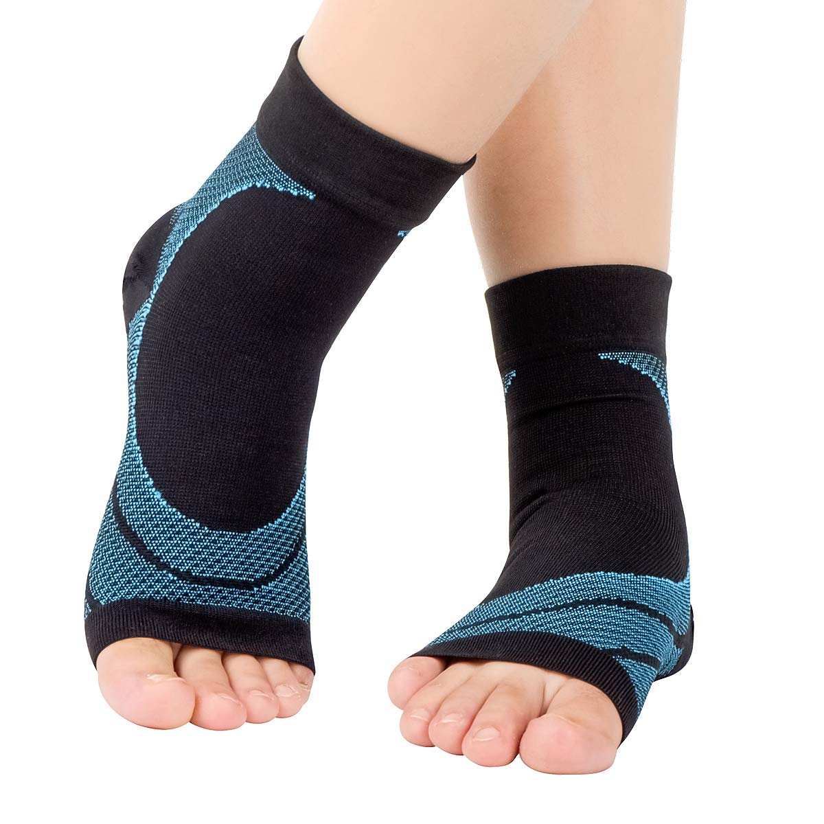 Arch Support Protection Everyday Use Men /& Women ADiPROD Compression Foot Sleeves Ankle /& Heel Pain Sports Socks for Plantar Fasciitis Pain Relief
