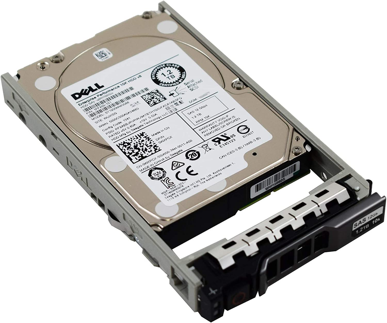 TNC Genuine 1.2TB 12GBPS 10K SAS 2.5 with Genuine Caddy