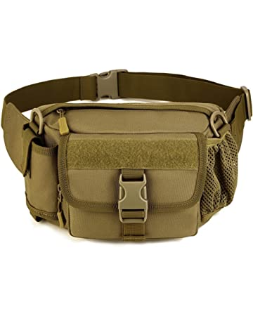 Sports & Entertainment Mounchain Men Hiking Climbing Military Travel Waist Bag Outdoor Sports Cross Body Bags Chest Bag