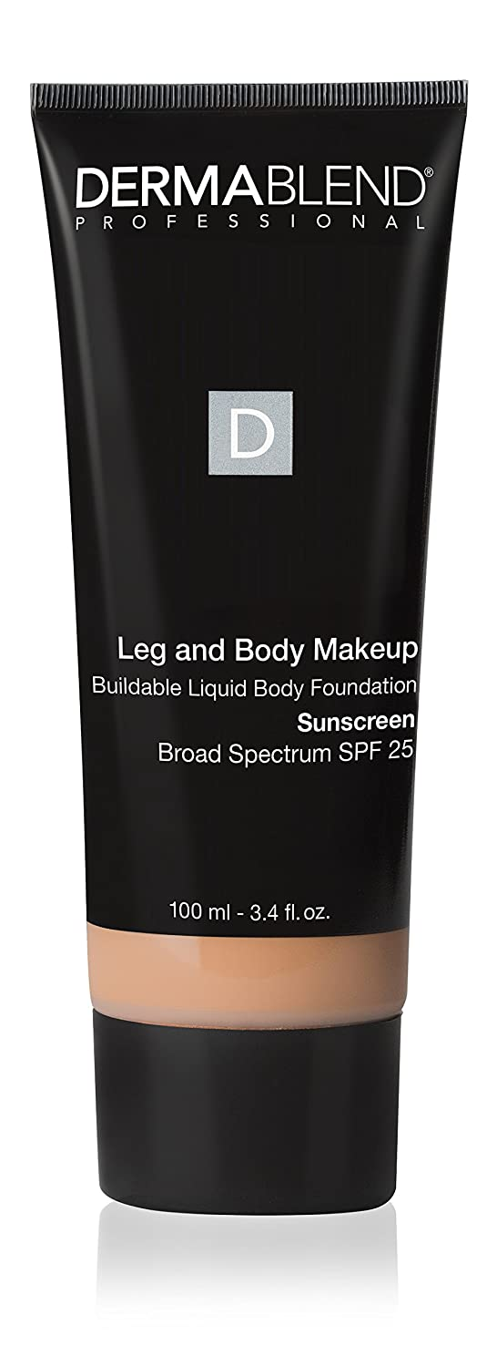Dermablend Dermablend leg & body makeup light sand 25w 3.4 fl. oz, 100 milliliters