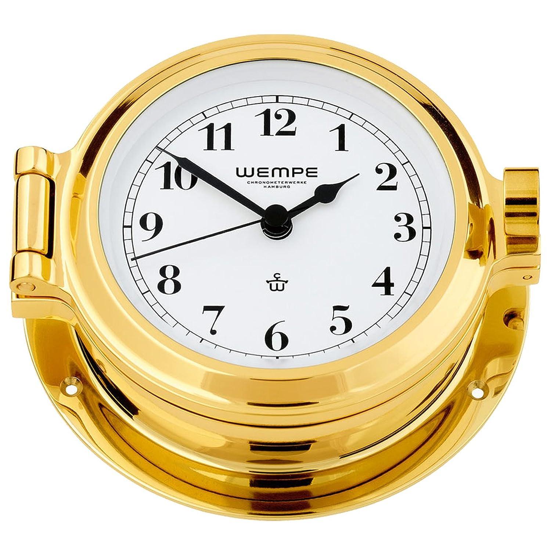 Wempe Chronometerwerke Nautik Bullaugenuhr CW100004