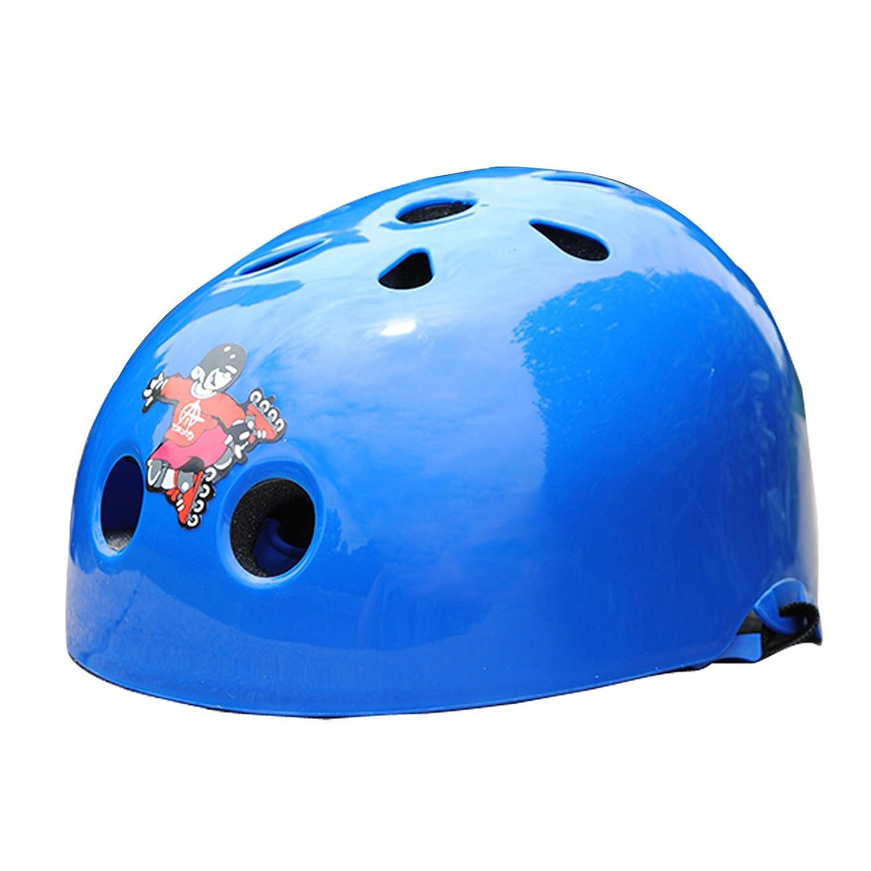 Gaorui Jungen Mädchen Fahrradhelm Motorrad Kinderhelm Schutzhelm Schutzhaube aus Kunststoff Größe 22 17cm Amazon Sport & Freizeit
