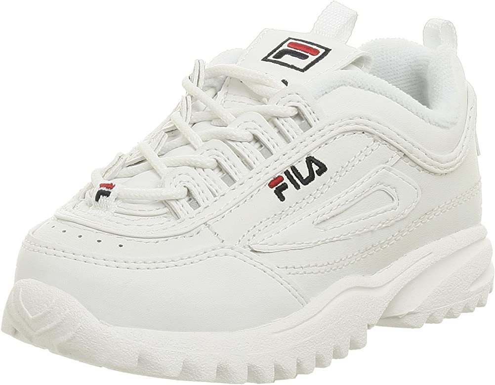 fila blanco rubber zapatillas lavanda