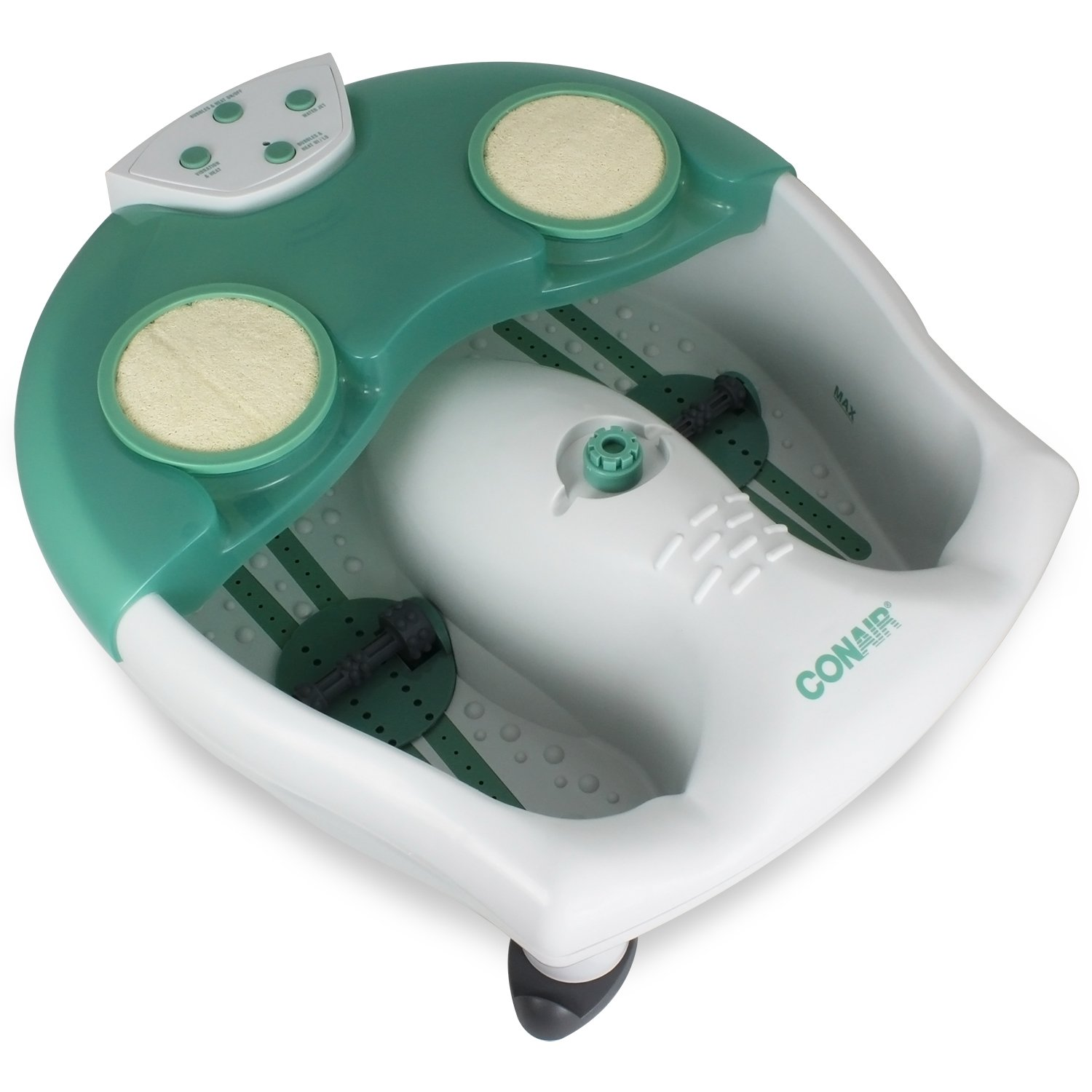 Amazon.com: Conair Ultra Massaging Foot Spa: Health & Personal Care