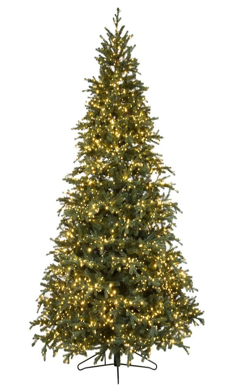 Forever Tree フレッシュカット スリム カロライナ フレイザーフィア リモコン付き 9フィート   B07GDTWY5D