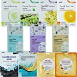 Epielle Assorted Mask Lines (11 Pack)