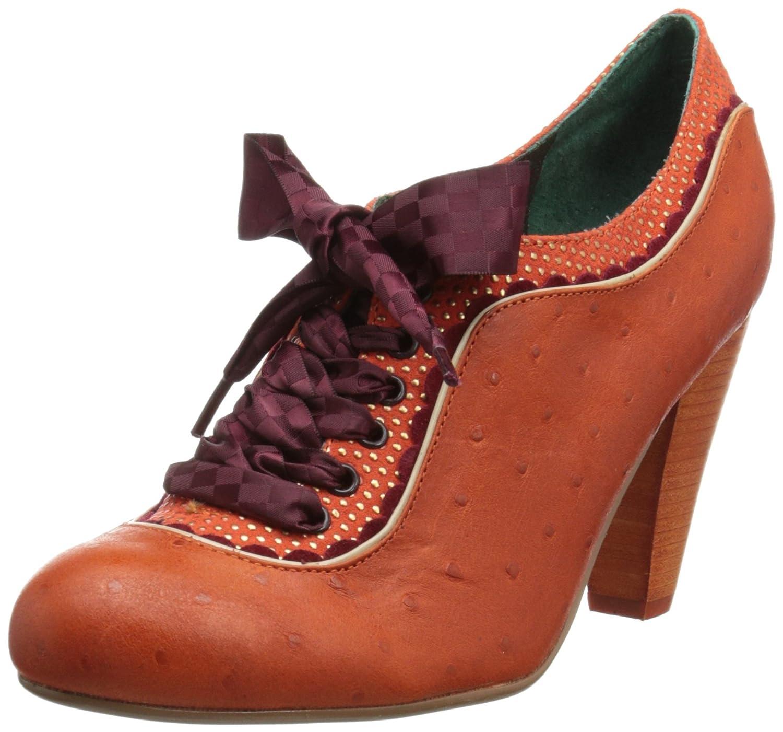 Poetic Licence Women's Backlash Dress Pump B00LN4JAGW 7.5 B(M) US|Burnt Orange