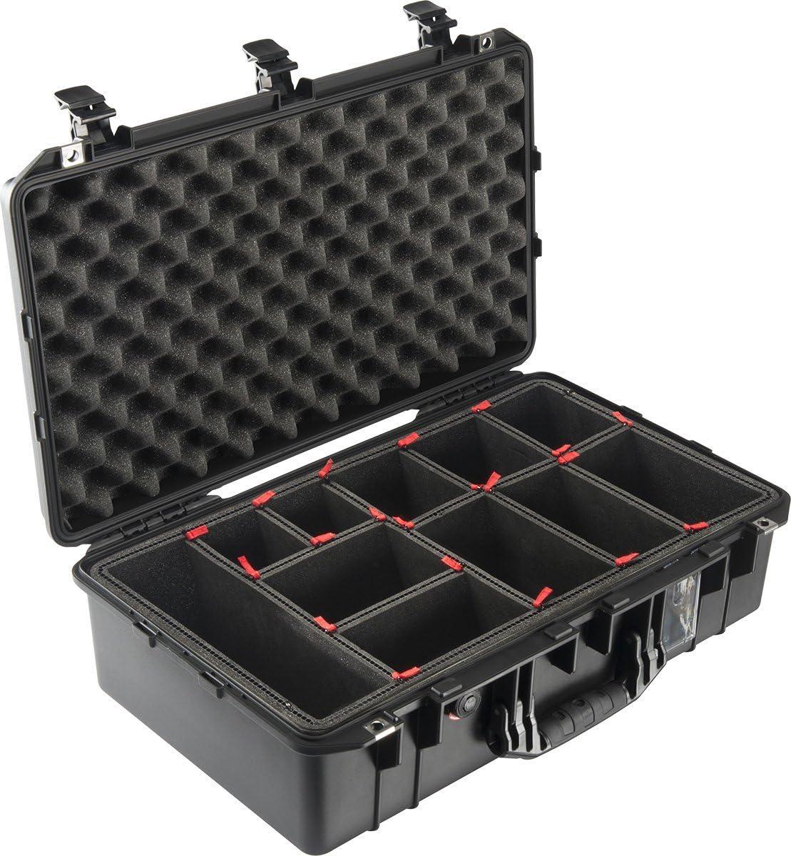 Peli 1535 Air Valise de protection avec TrekPak pour Appareil Photo Noir