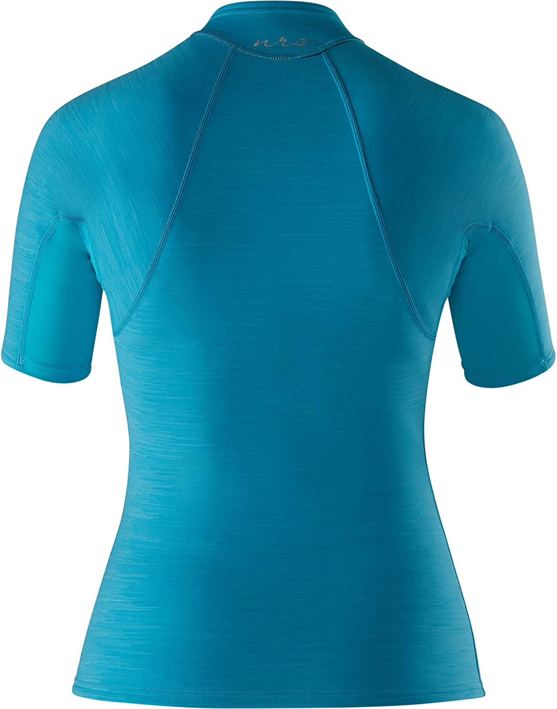 NRS Womens HydroSkin 0.5 Short-Sleeve