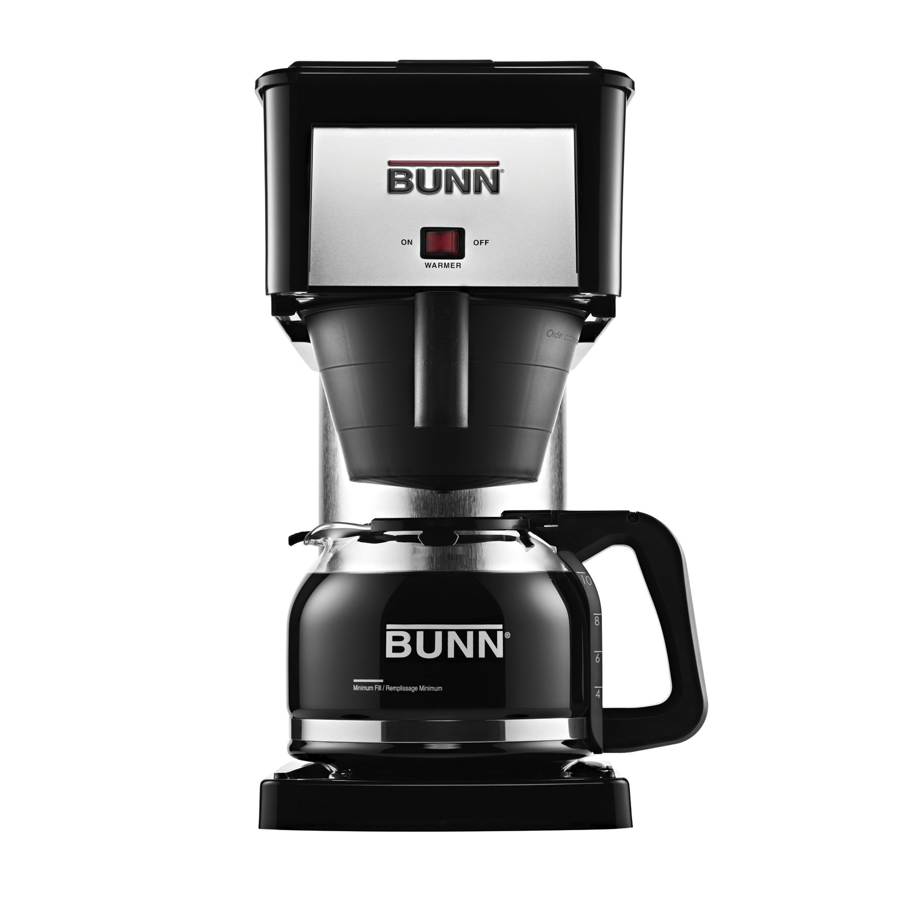 BUNN BX Velocity Brew 10-Cup Coffee Brewer