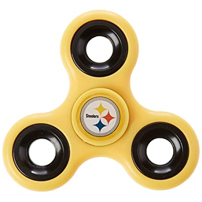 Pittsburgh Steelers Diztracto Spinnerz - Three Way: Clothing [5Bkhe0205499]