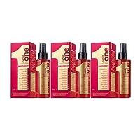 """Lozione per capelli All-in-one, set di tre confezioni di """"Uniq One"""" da 150 ml"""