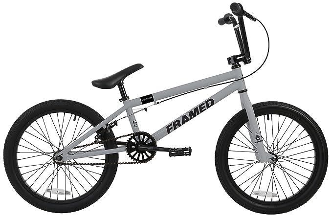 Amazon.com : Framed Impact 20 BMX Bike Black Mens Sz 20in : Sports ...