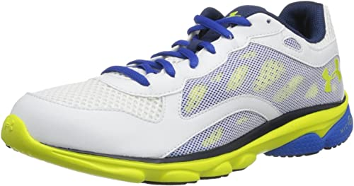 Romance población Llave  Under Armour Mens Ua Micro G Ignite Running Shoes: Amazon.co.uk: Shoes &  Bags