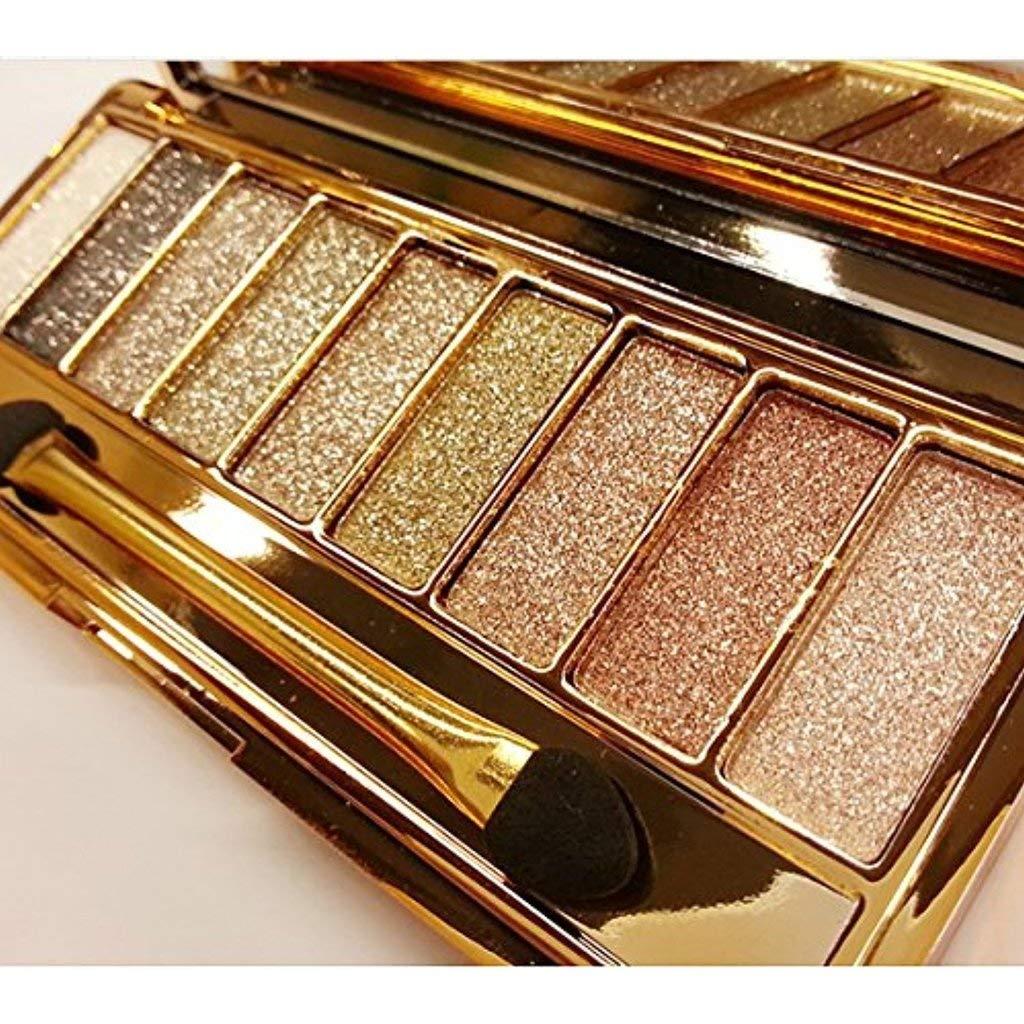 Cheap Kikole 9 Colors Waterproof Diamond Bright Makeup Eye Shadow