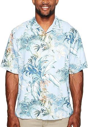 70409f31f5d Tommy Bahama Big   Tall Men s Big   Tall Tropical Falls Camp Shirt Fresh ...