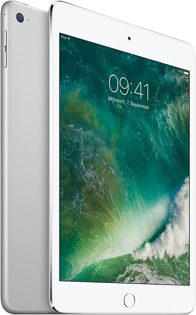 Apple Mny22fd A Ipad Mini 4 Wifi 32gb Silver Computers Accessories