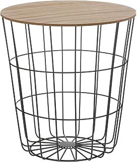 Beistelltisch Diana Skandinvasches Geometrie Design Weiss Tisch