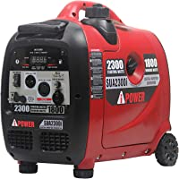 A-iPower SUA2300i 2300 watts Portable Generator with Mobility Kit