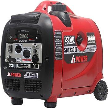 A-iPower SUA2300i 2300 watts Portable Generator