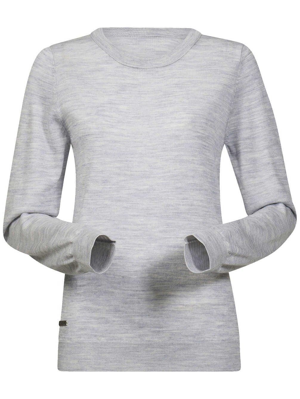 Bergans Fivel Wool Long Sleeve Pulli Men Leichter Pullover