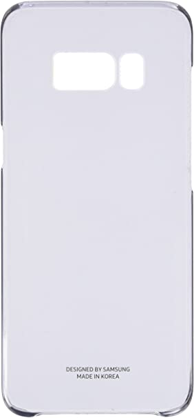Samsung Clear Cover, Funda para smartphone Samsung Galaxy S8 ...