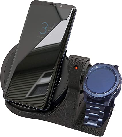 Amazon.com: Artifex - Soporte de carga para Samsung Gear S3 ...