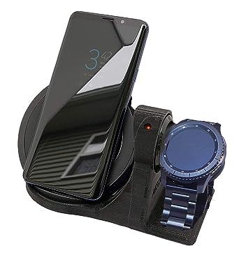 Soporte de Carga Artifex para Samsung Gear S3 Classic y Frontier, Nueva Tecnología Impresa 3D