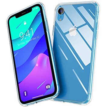 syncwire coque iphone xr transparente