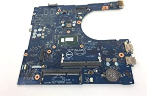 Dell Inspiron 15 5558 Laptop Motherboard Intel i3-4005U 1.7Ghz CPU 27C5F 027C5F
