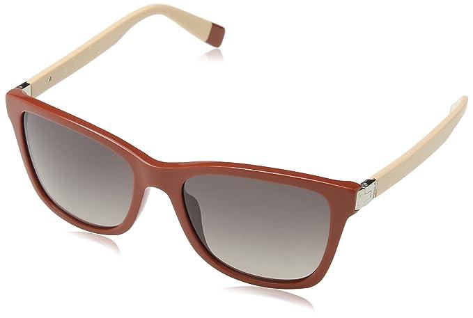 Furla Su4934 Gafas de Sol, Beige (Shiny Brick), Talla única ...