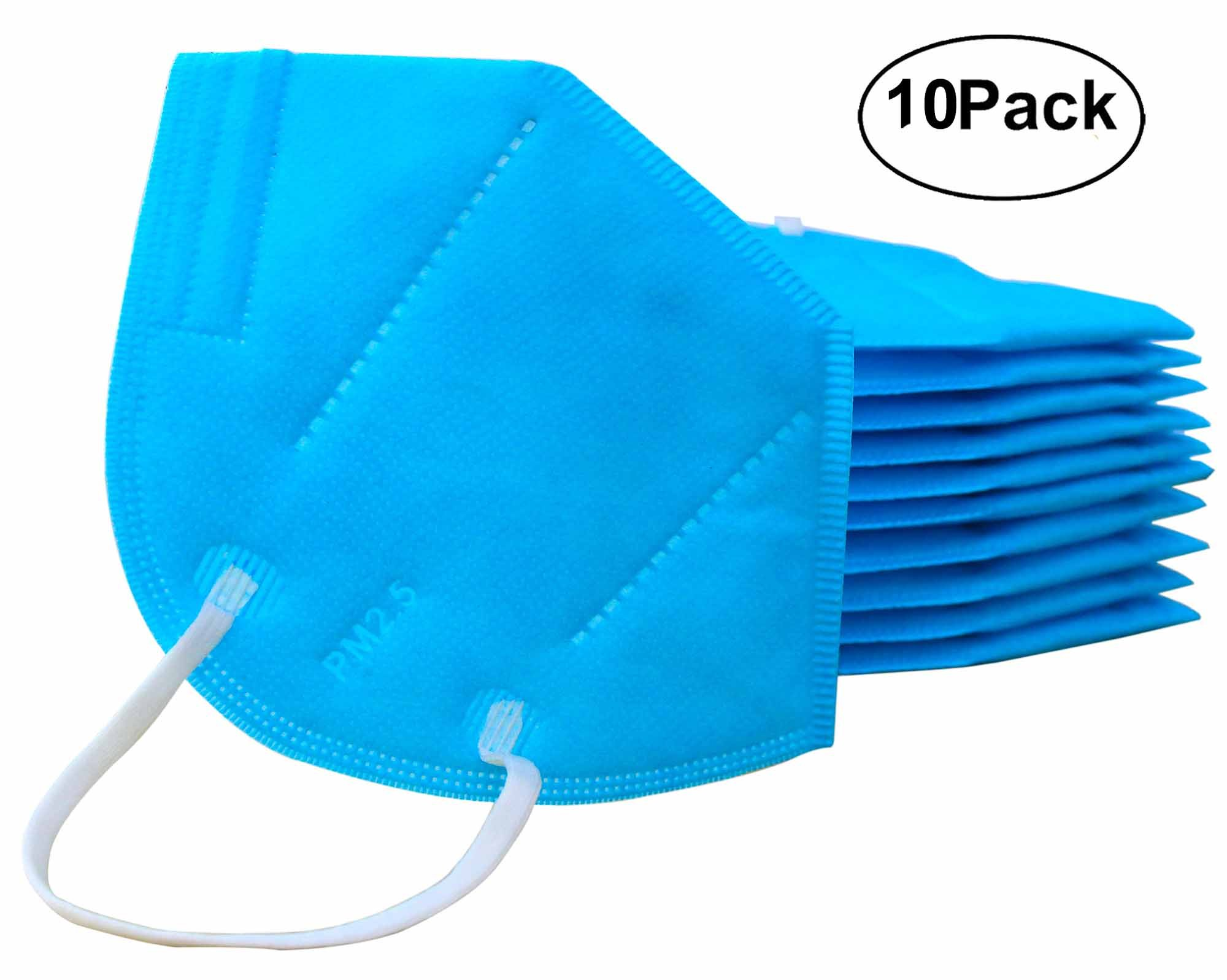 Respirator Mouth Mask Anti Pollution Mask Unisex Outdoor Protection N95 4 Layer Filter Insert Anti Dust Mask with Valve Filter KZ27