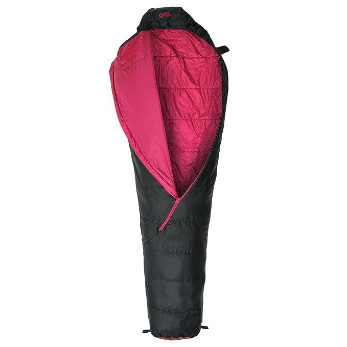 Qeedo Light Hitazo Saco de Dormir Ultraligero Momia (Peso: 670 g) - Rosa: Amazon.es: Deportes y aire libre