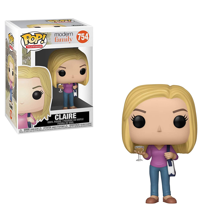 Claire Toy Multicolor 36450 TV: Modern Family Funko Pop