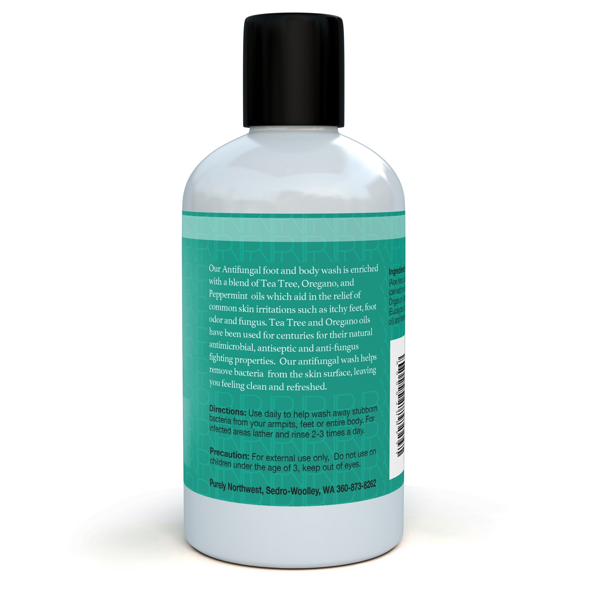 Galleon antifungal soap with tea tree oil helps treat wash away athletes foot ringworm for Fungal wash for exterior walls