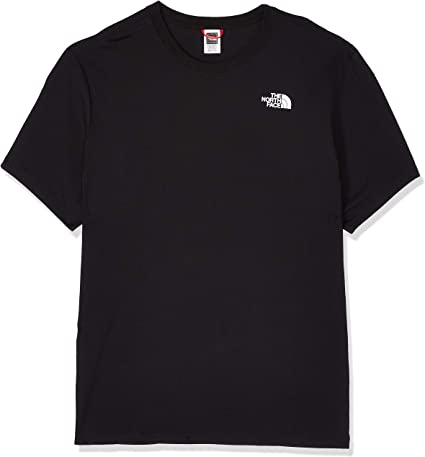 TALLA XXL. The North Face S/S Red Box tee Camiseta, Hombre