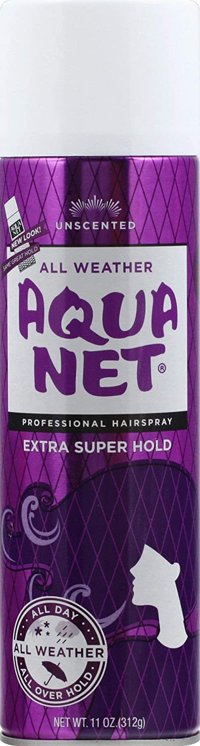 Aqua Net Extra Super Hold Professional Hair Spray sin ...