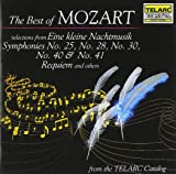 The Best of Mozart: Excerpts