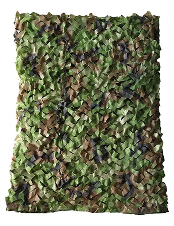 23m voiturel Artbay BÂche de Tente Jungle Mode Net Camouflage Net Sun Camp Camping Camouflage Net Camp Sunscreen Net Multi-Taille en Option (Taille  4  5m) Filet de Camouflage Camouflage (Taille   3  3m)