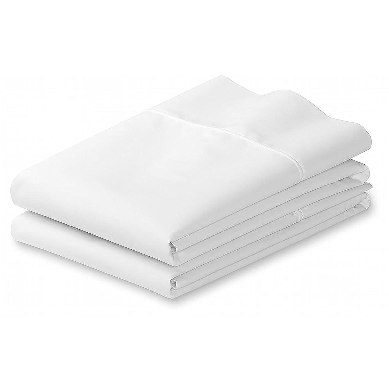 Standard White IEH-PILLOWCASE-STD-WHITE ienjoy Home Collection Premium Ultra Soft Pillowcase Set