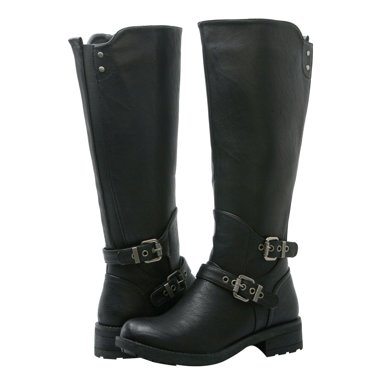 GLOBALWIN Women's KadiMaya1621-1 Boots 8M,Black