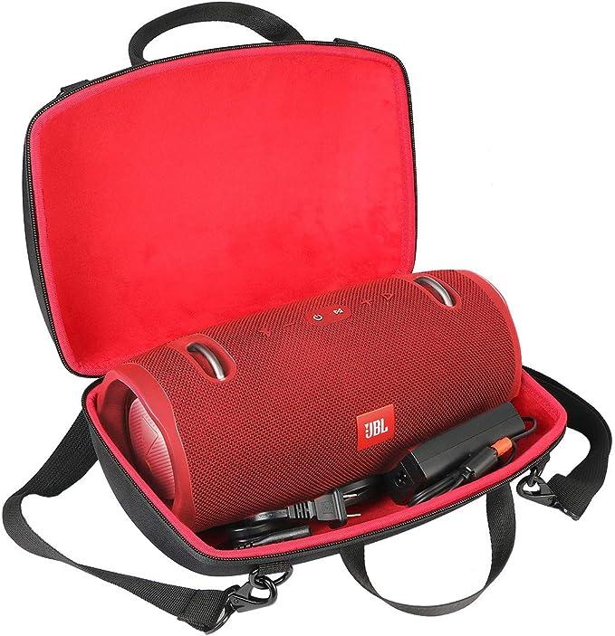 Pushingbest Reisetasche Schutzhülle für JBL Xtreme 1 Bluetooth Lautsprecher ext