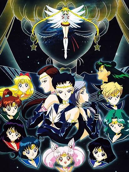 Xxw Artwork Sailor Moon Crystal Poster Usagi Tsukino Chibiusa Sailor Moon Prints Wall Decor Wallpaper