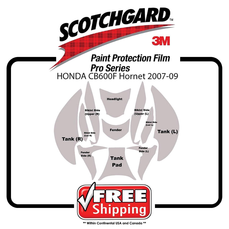 キットfor Honda cb600 F Hornet 07 – 09 – 3 M 948 PROシリーズペイント保護   B073W5WGVC