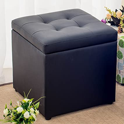 Storage Cube Footrest Stool Coffee Table Puppy Step,Adds A Touch Of Elegance  To Your