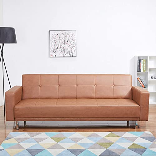 Gold Sparrow Cleveland Convertible Sofa Bed