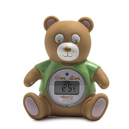 Termómetro digital Vital Baby para habitación y baño