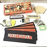 Secret Hitlerカード面白いゲームギフト大人用パーティーゲームwith your friends