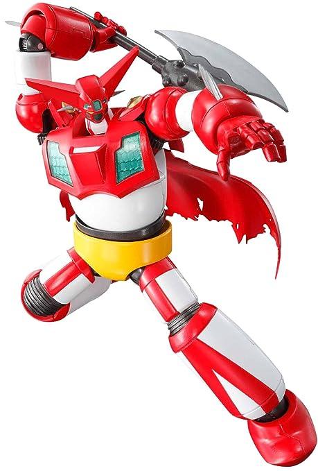 14 opinioni per GETTER 1 Figura Modello Robot 15cm DieCast Metallo SRC Bandai Super Robot